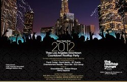 NYE Rooftop Party @ Icon Ultra Lounge – 9 pm/$25