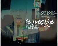 Le Prestige NYE Party @ the El Rey – 10 pm/tix start at $60