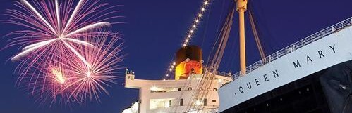 NYE on the Queen Mary – 6 pm/tix start at $99