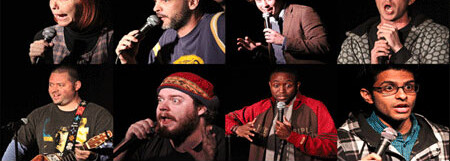 12 Shiny Nickels @ The Improv Lab – 8:30pm/$10