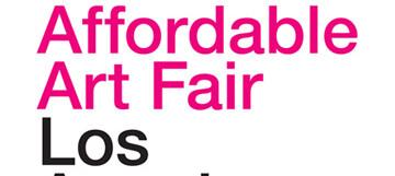Affordable Art Fair @ La Live Event Deck – 12 pm/$20