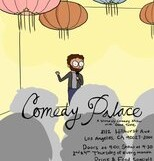 Comedy Palace @ the Palace Restaurant – 9:30 pm/FREE