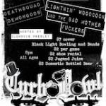 TurboBowl @ Pickwick Bowl – 8 pm/$7