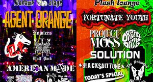 Agent Orange @ Key Club – 7 pm/$15