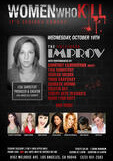 Women Who Kill @ the Improv – 8 pm/$14 (2 drink minimum)