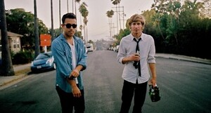 Luke & Peter @ the Silverlake Lounge – 9 pm/$8