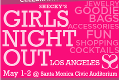 Girl's Night Out @ Santa Monica Civic Auditorium – 5 pm/$12
