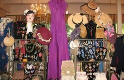 Vintage Clothing and Textile Show @ Pickwick Gardens – 9 am/$7