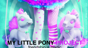 My Little Pony Project 2012 @ Toy Art Gallery – 7 pm/FREE