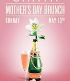 Mother's Day Brunch @ CHAYA – 3 pm/$44