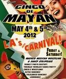 Lucha VaVoom's Cinco De Mayan @ the Mayan Theatre – 8 pm/$45