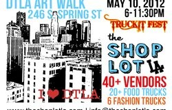 The Shop Lot LA @ Truckit Fest – 6 pm/FREE