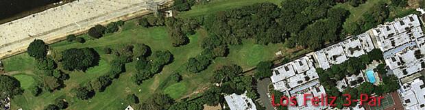 Loz Feliz 3-Par Golf Course