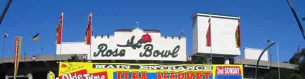 Rose Bowl Flea Market